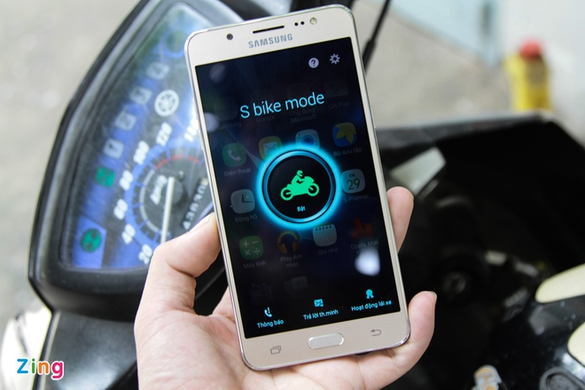 Samsung Galaxy J5 2016 do Oppo F1: Dong gia 5,5 trieu dong hinh anh 5