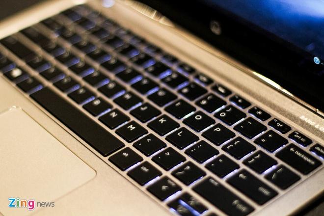 Doi thu cua MacBook 12 inch tu HP ve Viet Nam, gia 40 trieu hinh anh 10