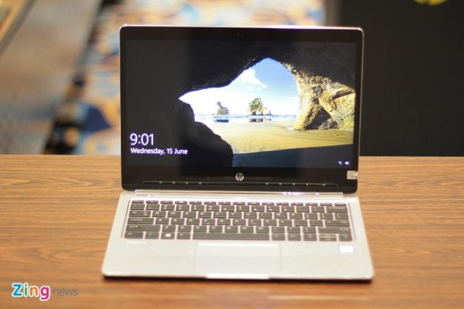 Doi thu cua MacBook 12 inch tu HP ve Viet Nam, gia 40 trieu hinh anh 4