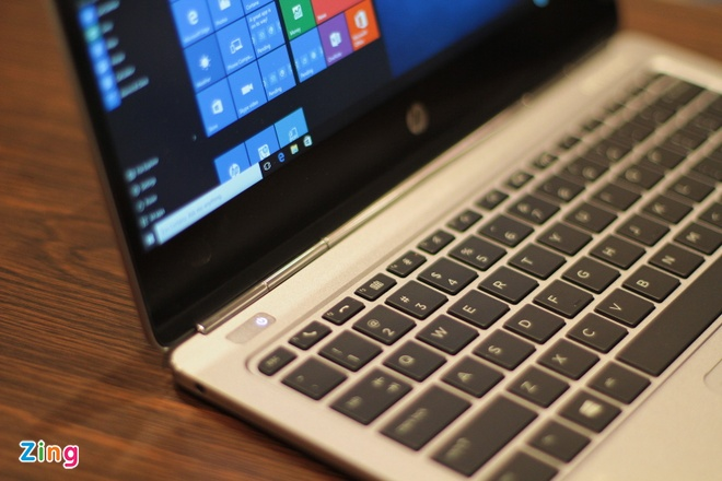 Doi thu cua MacBook 12 inch tu HP ve Viet Nam, gia 40 trieu hinh anh 9