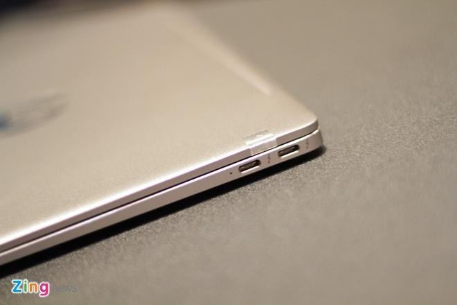Doi thu cua MacBook 12 inch tu HP ve Viet Nam, gia 40 trieu hinh anh 7