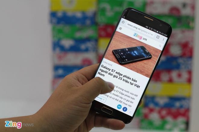 Galaxy S7 edge nguoi doi ve Viet Nam gia 50 trieu dong hinh anh 19