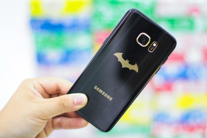 Dung thu Samsung Galaxy S7 edge Injustice o VN hinh anh
