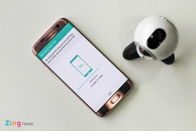 Mo hop Samsung Gear 360 gia 6,9 trieu dong tai Viet Nam hinh anh 11