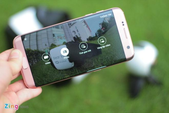 Mo hop Samsung Gear 360 gia 6,9 trieu dong tai Viet Nam hinh anh 13