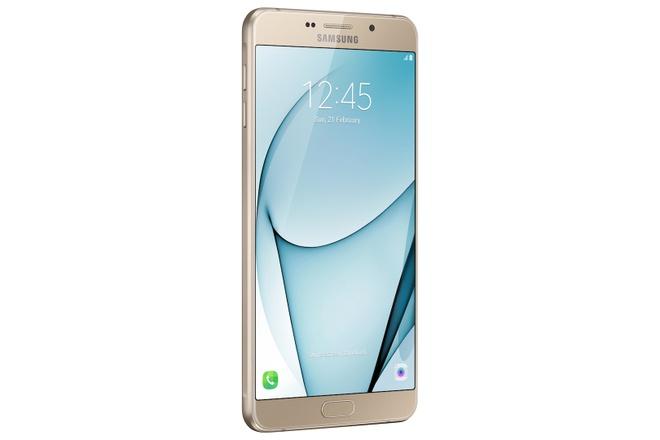 Samsung Galaxy A9 Pro ve Viet Nam, gia 11,9 trieu dong hinh anh