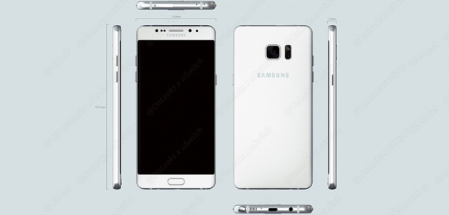 Chan dung Samsung Galaxy Note 7 qua tin don hinh anh 4