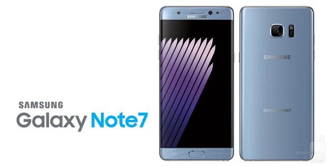 Chan dung Samsung Galaxy Note 7 qua tin don hinh anh