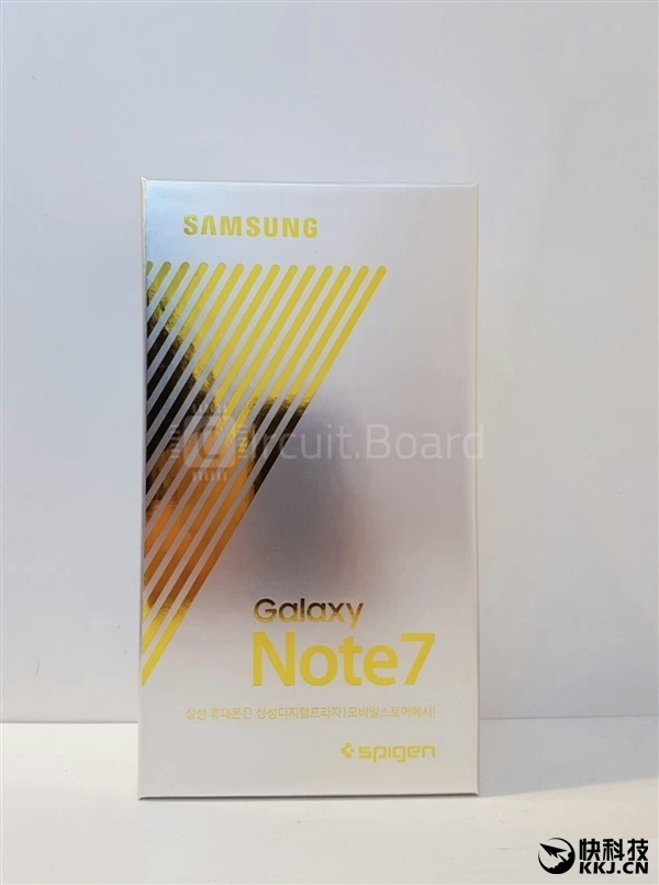 Galaxy Note7 lien tuc ro ri anh truoc gio ra mat hinh anh