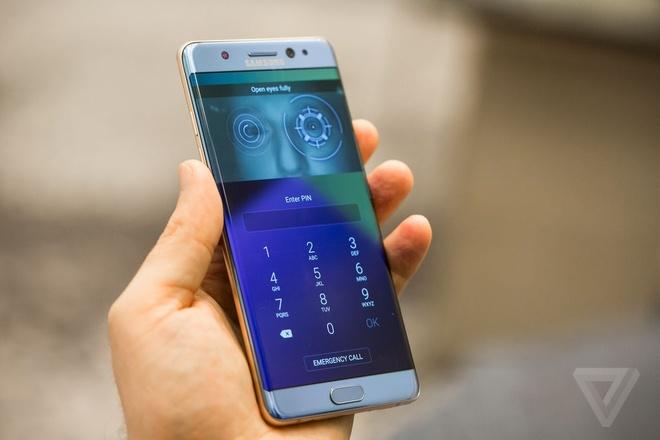 7 nang cap sang gia nhat tren Samsung Galaxy Note 7 hinh anh