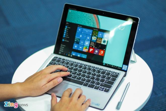 Danh gia HP Elite X2: Doi thu nang ky cua Surface Pro hinh anh 2