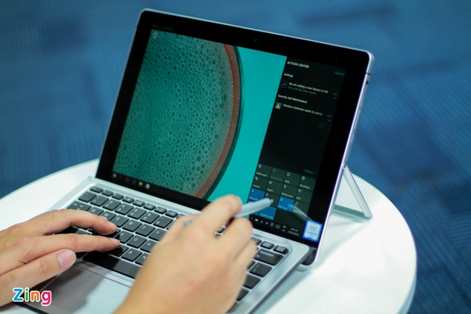 Danh gia HP Elite X2: Doi thu nang ky cua Surface Pro hinh anh 1