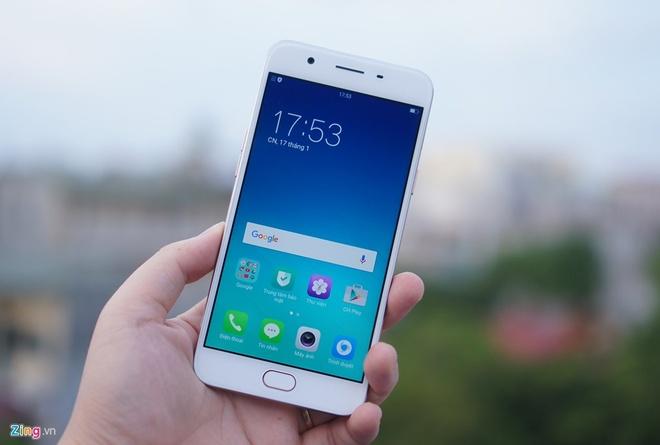 4 smartphone dang mua trong tam gia 6 trieu dong hinh anh 1