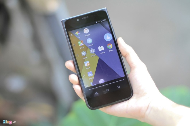 Smartphone 4G gia re, anh 2
