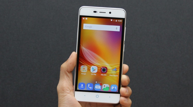 Smartphone 4G gia re, anh 3