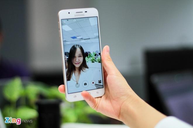 Anh Samsung Galaxy J7 Prime sap ban o Viet Nam hinh anh 11