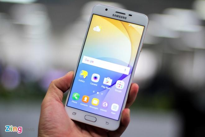 Samsung Galaxy J7 Prime sap ban anh 1