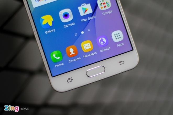 Anh Samsung Galaxy J7 Prime sap ban o Viet Nam hinh anh 3