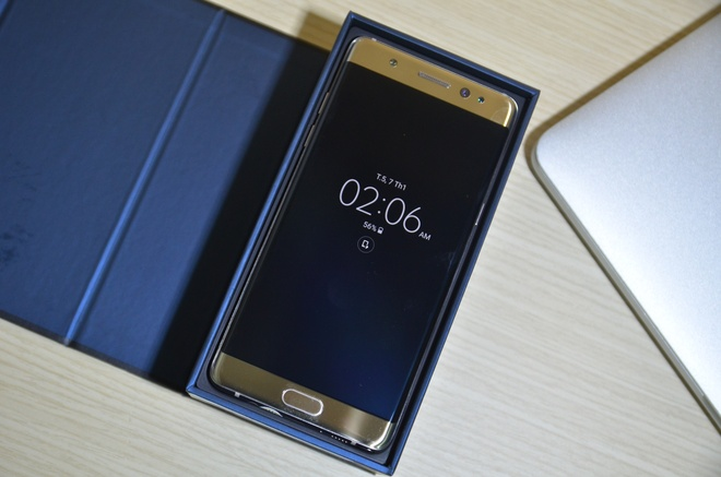 Samsung Galaxy Note 7 Han Quoc ve VN, gia 17 trieu hinh anh 2