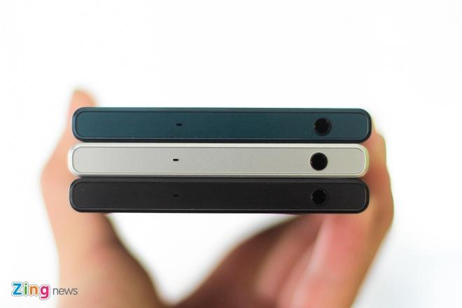 Anh thuc te Sony Xperia XZ tai Viet Nam hinh anh 6