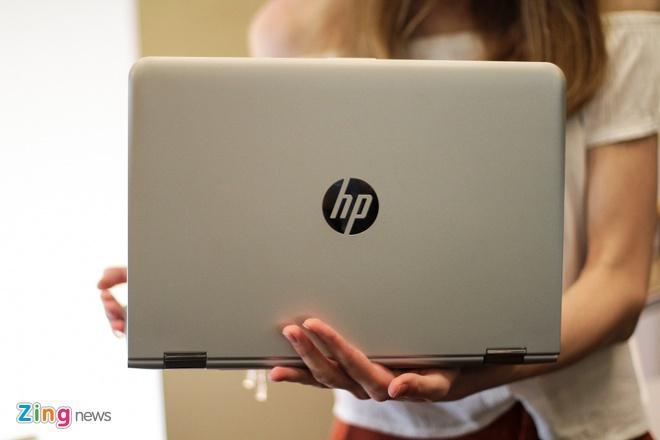 Laptop xoay gap 360 do ve Viet Nam, gia 12,9 trieu dong hinh anh 10
