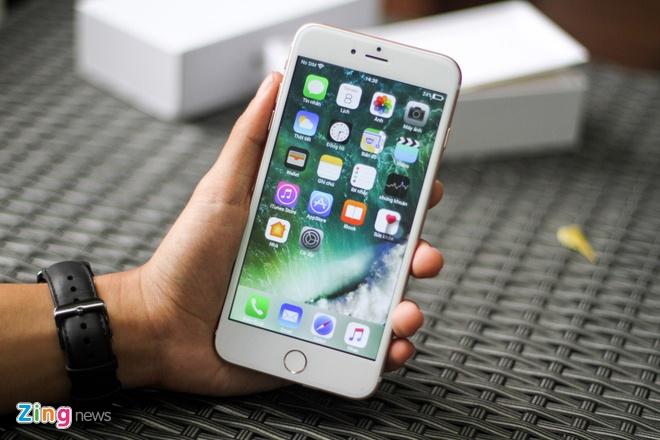 Dung thu iPhone 7 Plus nhai gia 3 trieu dong o VN hinh anh 3
