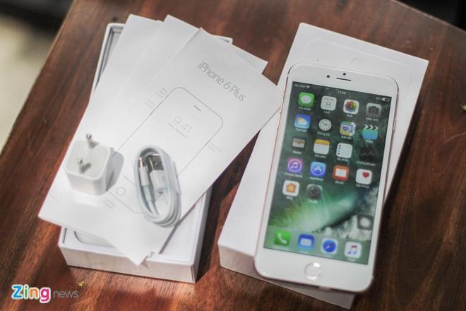 Dung thu iPhone 7 Plus nhai gia 3 trieu dong o VN hinh anh 2