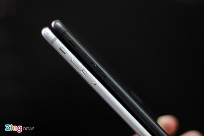 iPhone 7 plus so dang iPhone 6S Plus, anh 7