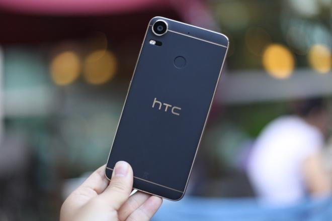 Anh HTC Desire 10 Pro sap ban tai Viet Nam hinh anh
