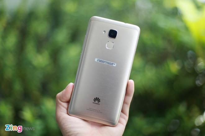 Danh gia Huawei G5 Mini anh 1