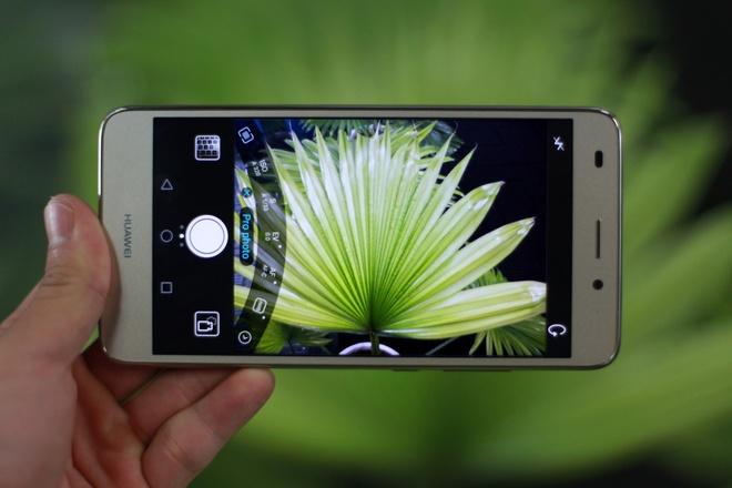 Danh gia Huawei GR5 mini: Thiet ke kha, van tay nhay hinh anh