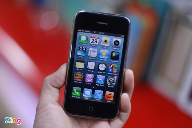 iPhone 3GS chua kich hoat ve VN, gia 1,9 trieu dong hinh anh 9
