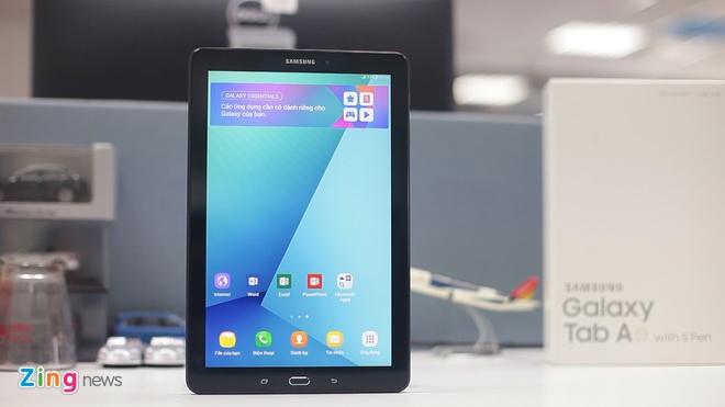 Galaxy Tab A 2016 ban 10,1 inch kem but S Pen gia 8,9 trieu hinh anh 9