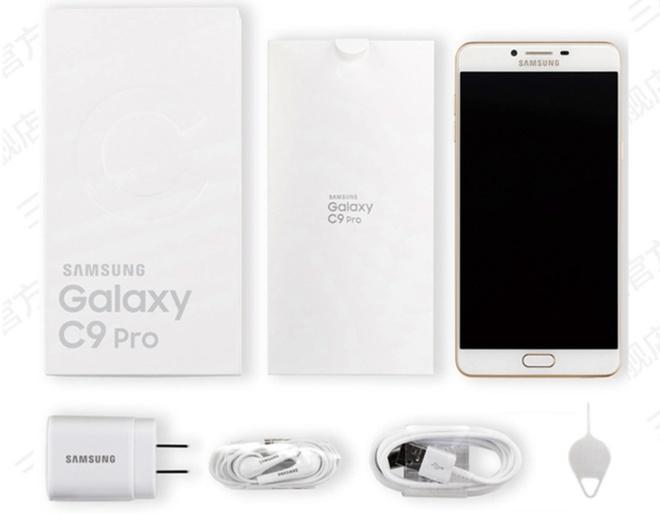 Samsung Galaxy C9 Pro RAM 6 GB lo anh thuc te hinh anh 5