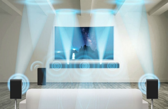 Danh gia Loa Samsung Soundbar HW-K950 anh 2