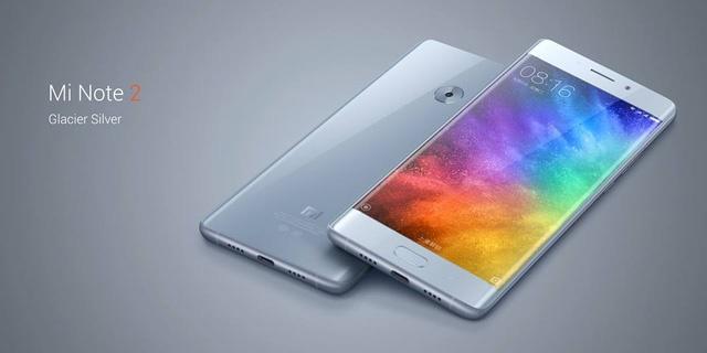 Xiaomi Mi Note 2 ra mat voi RAM 6 GB, man hinh cong hinh anh 2