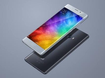 Xiaomi Mi Note 2 ra mat voi RAM 6 GB, man hinh cong hinh anh