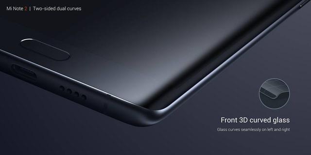 Xiaomi Mi Note 2 ra mat voi RAM 6 GB, man hinh cong hinh anh 3