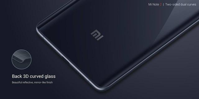 Xiaomi Mi Note 2 ra mat voi RAM 6 GB, man hinh cong hinh anh 5