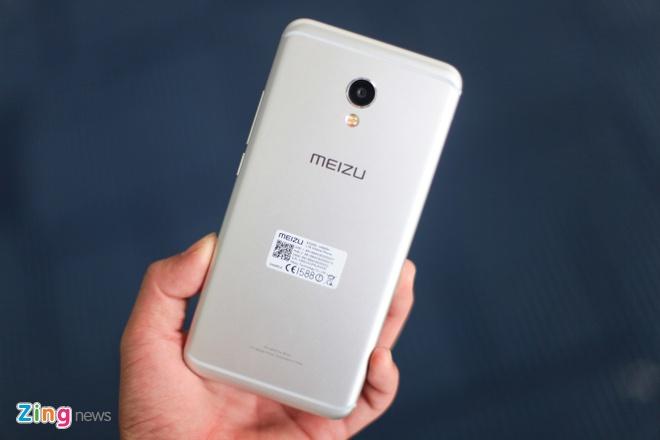 Meizu MX6 thiet ke dep, cau hinh cao gia 6,9 trieu tai VN hinh anh 2