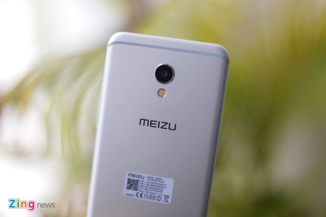Meizu MX6 thiet ke dep, cau hinh cao gia 6,9 trieu tai VN hinh anh 3