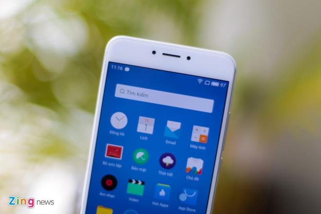 Meizu MX6 thiet ke dep, cau hinh cao gia 6,9 trieu tai VN hinh anh 6
