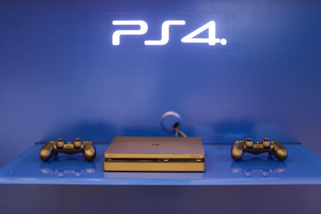 Anh Sony PlayStation 4 Slim gia tu 8,9 trieu tai VN hinh anh