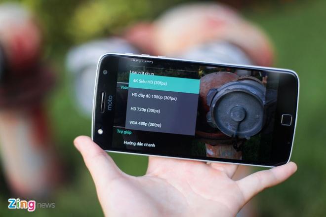Mo hop Moto Z Play, camera 16 MP vua ve VN hinh anh 13