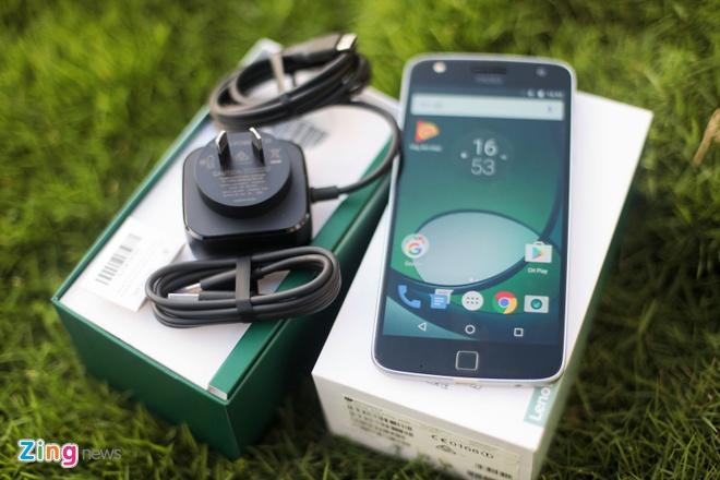 Mo hop Moto Z Play, camera 16 MP vua ve VN hinh anh 2