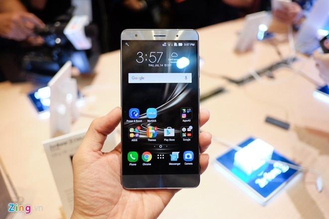 Nhung smartphone RAM 6 GB dau tien tren the gioi hinh anh 1