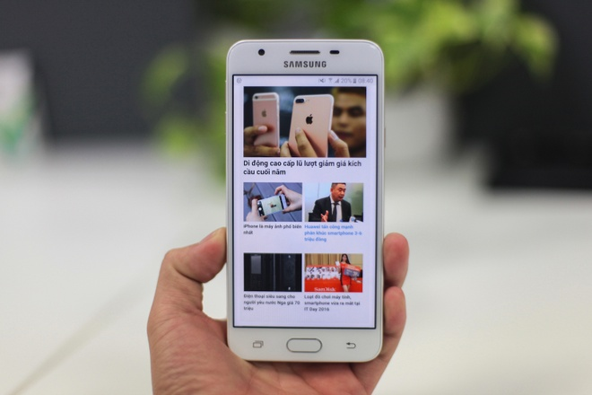 Anh thuc te Samsung Galaxy J5 Prime gia 5 trieu vua len ke hinh anh