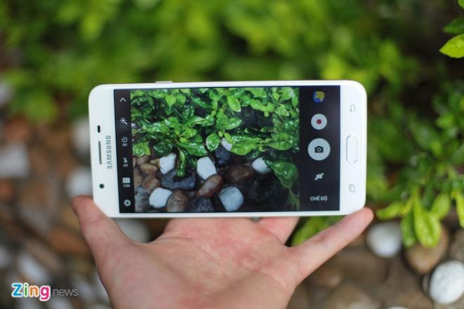 Anh Samsung Galaxy J7 Prime mau hong vua len ke tai VN hinh anh 9