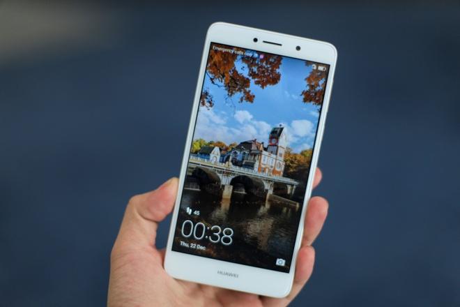 Anh Huawei GR5 2017 gia 6 trieu, camera kep moi len ke hinh anh 1