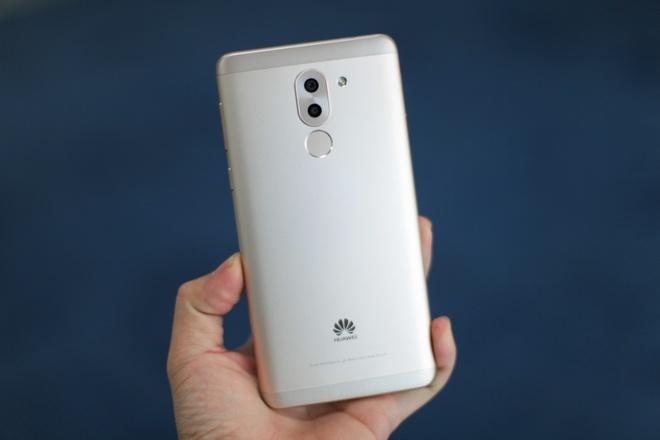 Anh Huawei GR5 2017 gia 6 trieu, camera kep moi len ke hinh anh 2